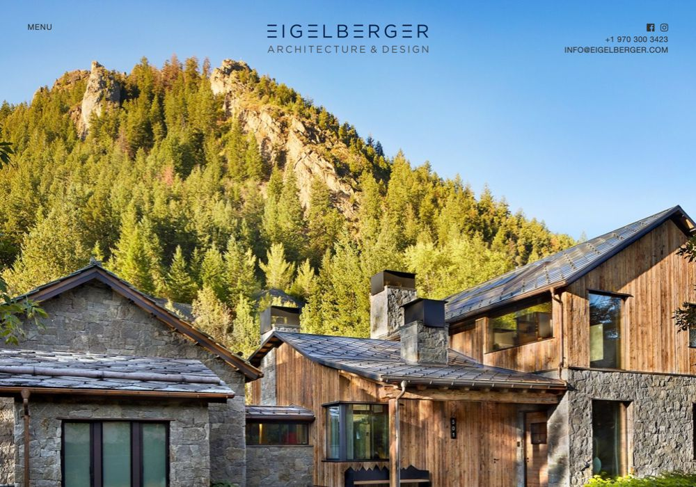 Eigelberger - Architecture & Design