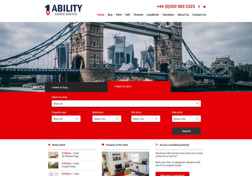 Ability Estate Agents