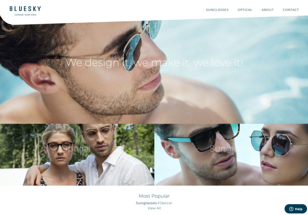 Bluesky Eyewear